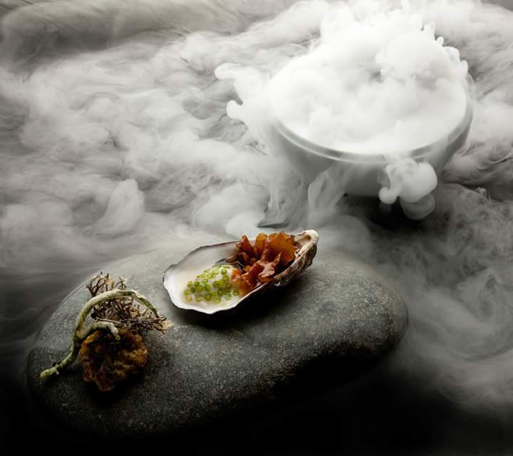 tamarind vodka oyster tartar